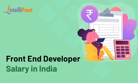 Front End Developer Salary in India Category Image
