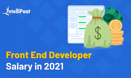Front end Developer Salary in 2021 Category Image