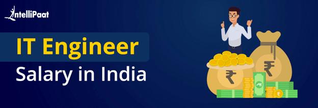 IT Engineer Salary in India