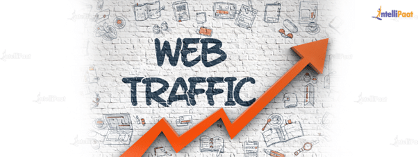 Increase in Web Traffic