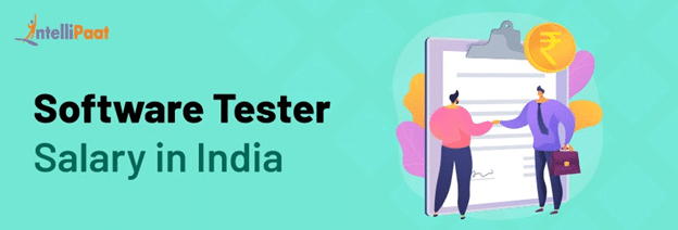 Software Tester Salary in India