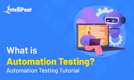 What is Automation Testing Category Image
