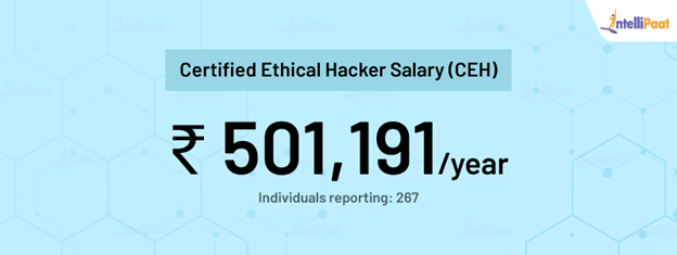 Certified Ethical Hacker Salary in India