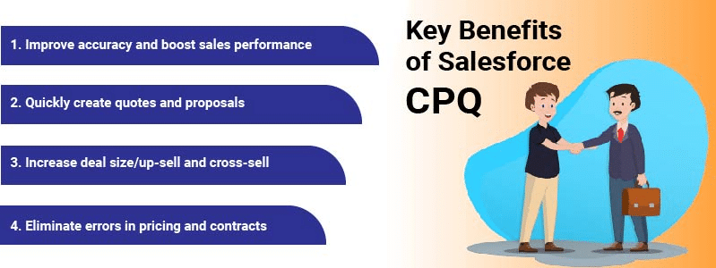 Benefits of Salesforce CPQ