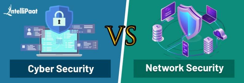 Cyber Security v/s Network Security