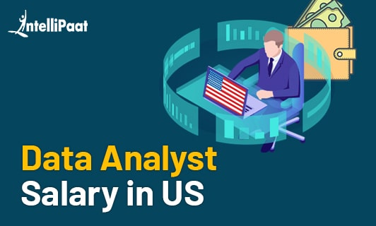 Data analyst salary in the US