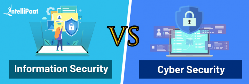 Information Security vs Cyber Security