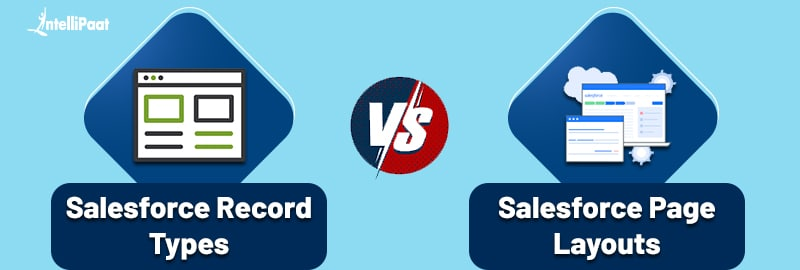Salesforce Record Types vs Page Layouts