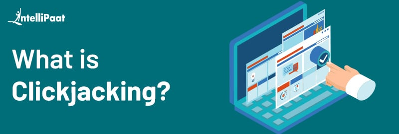 What is Clickjacking