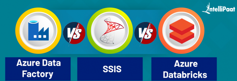 Azure Data Factory vs SSIS vs Azure Databricks
