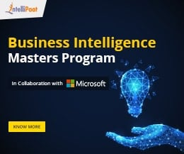 Business Intelligence Master Program