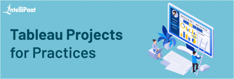 Tableau Projects for Practices