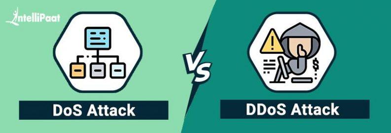 DoS attack, DDoS attack