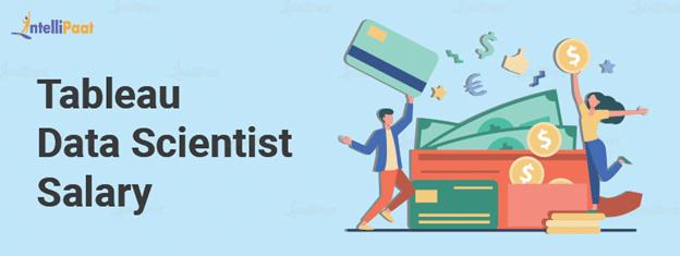 Data Scientist with Tableau Skills Salary