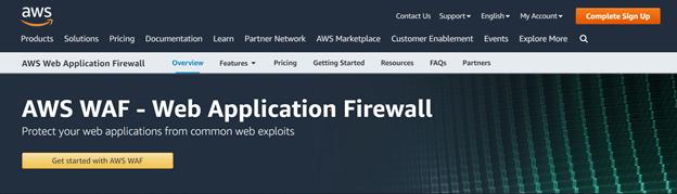 AWS WAF - Web Application Firewall