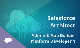Salesforce Certification Training for Administration, App Builder and Platform Developer I feature image