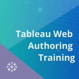 Tableau Web Authoring Training