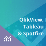 QlikView, Tableau and Spotfire Training (Free Data Warehousing and ERwin Course)