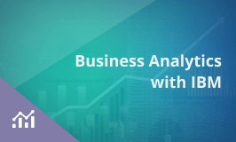Foundation Course in Business Analytics with IBM