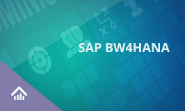 SAP BW4HANA Certification Training Course