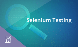 Selenium Training Certification Course