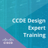 CCDE Certification Training & Bootcamp