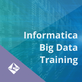 Informatica Big Data Edition Training