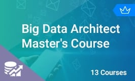 Big Data Architect Master's Course Image