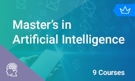 Master's in Artificial Intelligence Image