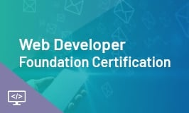 Web Developer Foundation Certification