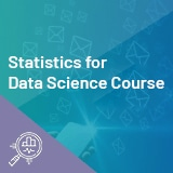 Statistics for Data Science Course