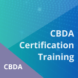 CBDA Certification Training Course