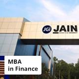 MBA in Finance + PG Certificate in Financial Analytics