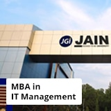 MBA in Information Technology Management + PG Certification in Business Data Analytics