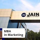 MBA in Marketing + PG Certificate in Digital Marketing
