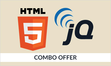 html jquery training Image