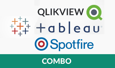 qlikview tableau spotfire training Image