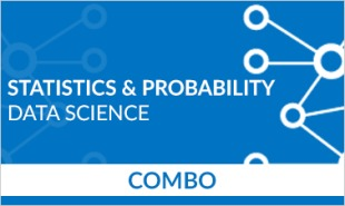 data science statistics and probability training