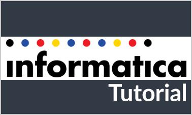 Informatica tutorial