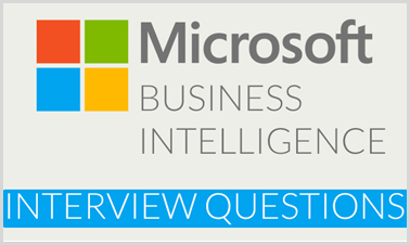 MSBI Interview Questions