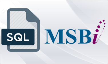 MSBI SQL Training Combo Course Image