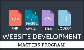 PHP, MySQL, HTML, jQuery Training - Website Development - All in 1 Combo Course