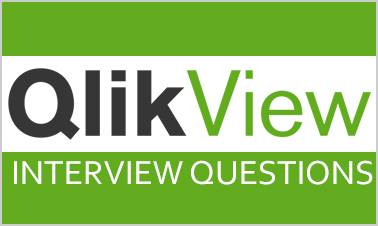 Qlikview interview questions and answers qlikview developer and