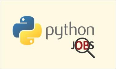 Jobs in Python