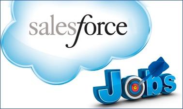 Jobs in Salesforce