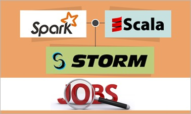 Jobs in Spark Storm Scala