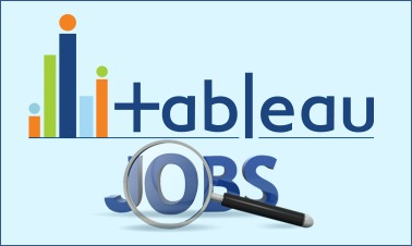 Jobs in Tableau