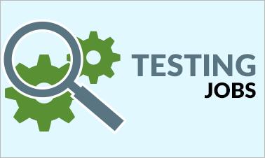 jobs in testing