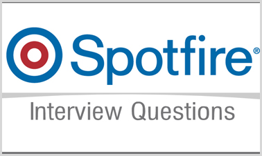 spotfire interview questions