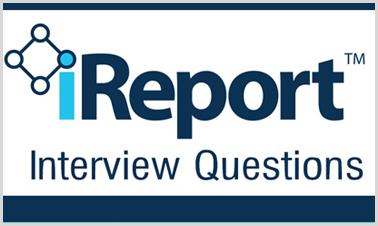 IReport Interview Questions
